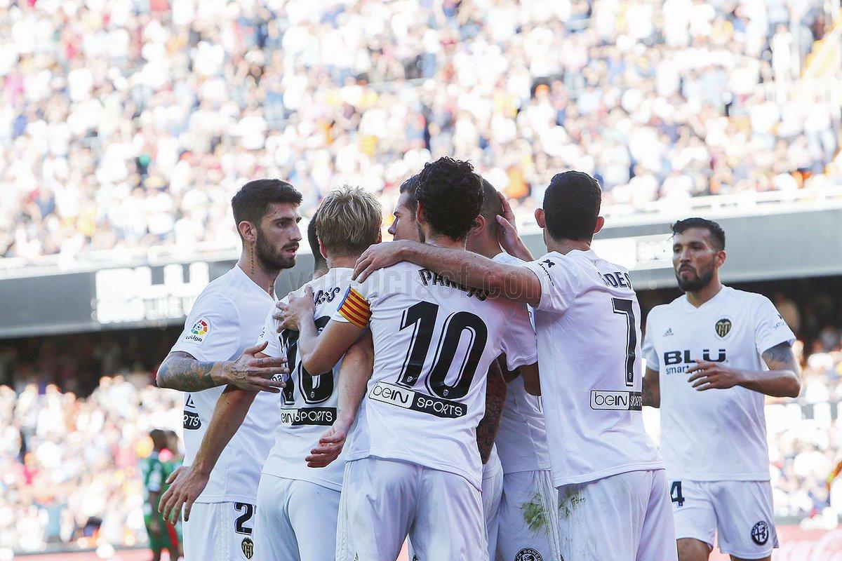 Video: Valencia vs Deportivo Alaves