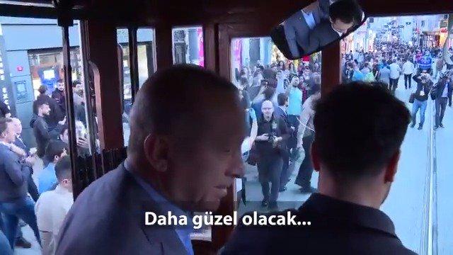 İnşallah 23 Haziran'da İstanbul daha güzel olacak.