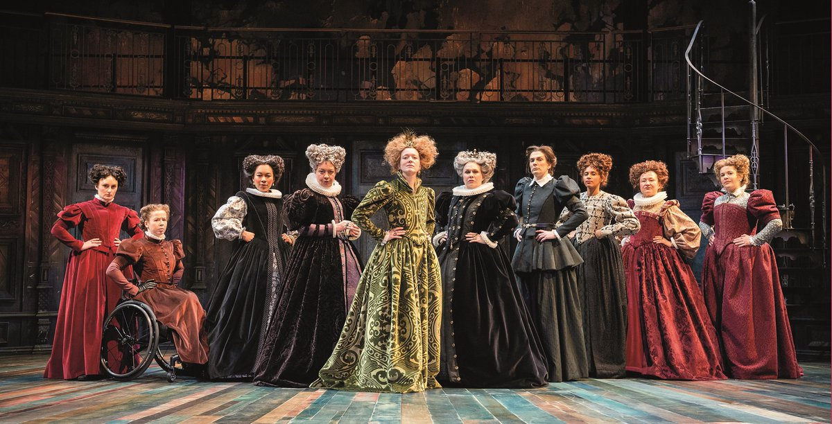 Coming up in our cinema in June, we will screening the @TheRSC 's Taming of the Shrew - Shakespeare's fierce, energetic comedy of gender and materialism. Book now: https://bit.ly/306yNzT  #Newbury #LiveScreening