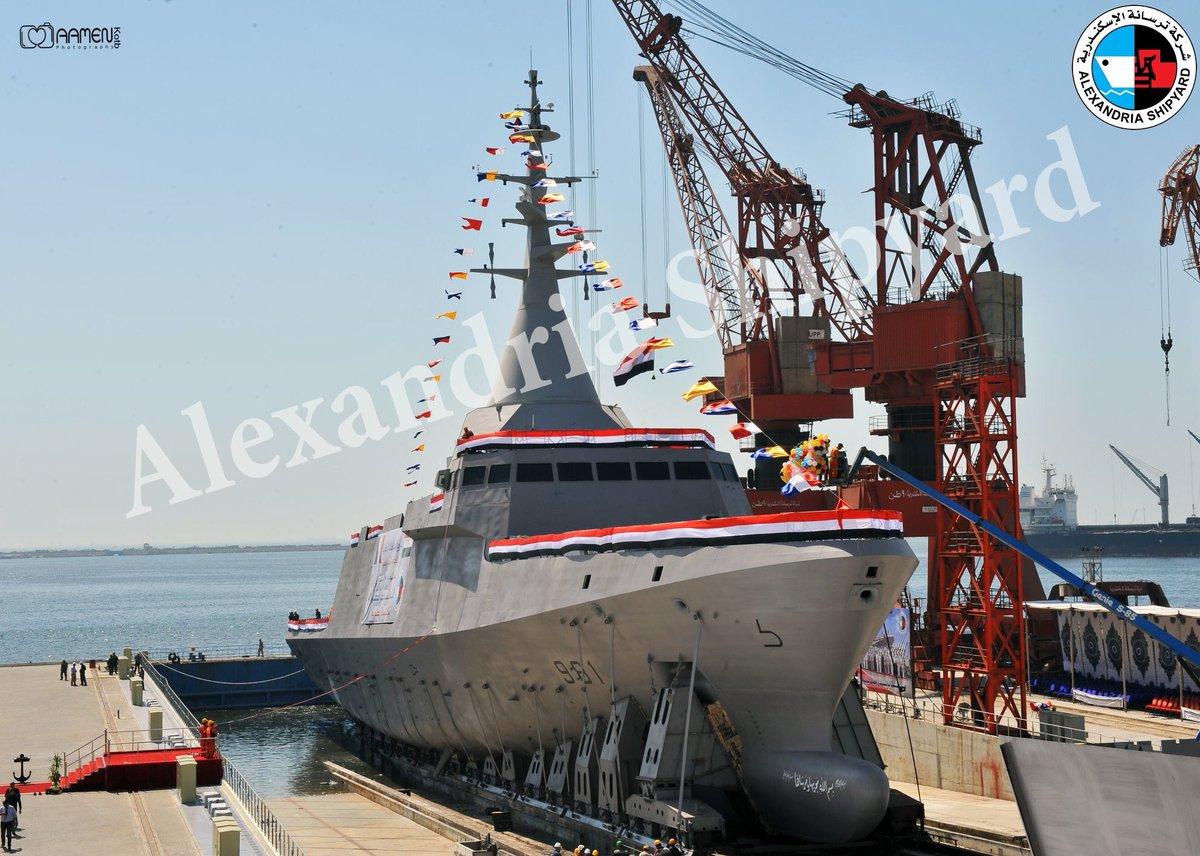 كورفيتات Gowind 2500 لصالح البحرية المصرية  - صفحة 3 D6YEgltXsAAI3Y3
