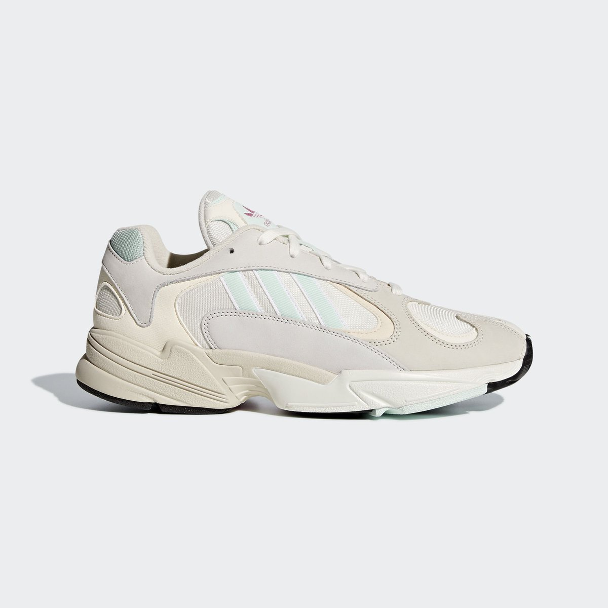 fb84d4f8f Under retail on  adidas US. adidas Yung 1 Ecru Tint. Retail  120. Now  102  shipped. Sign up for newsletter for 15% off. Yung 1 http   bit.ly 2LxwKlc  ...
