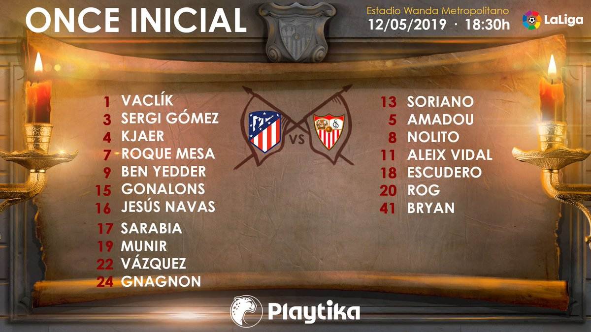 Sevilla Fútbol Club's photo on Kjaer