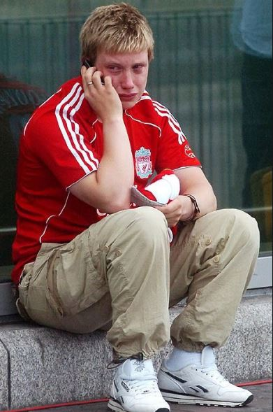 """""""Mum, we lost one game all season. One game. How is that fair?"""""""