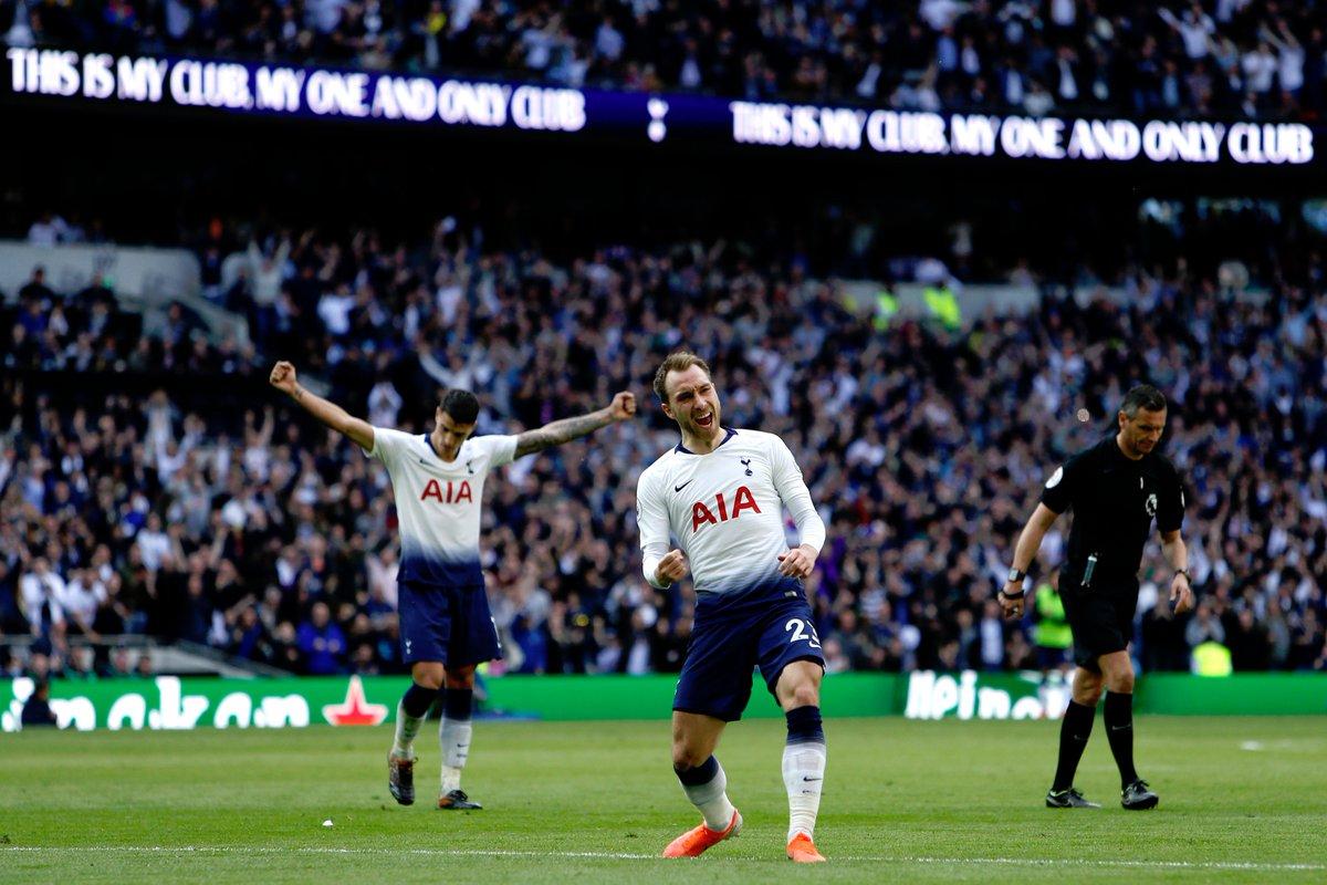 Video: Tottenham Hotspur vs Everton