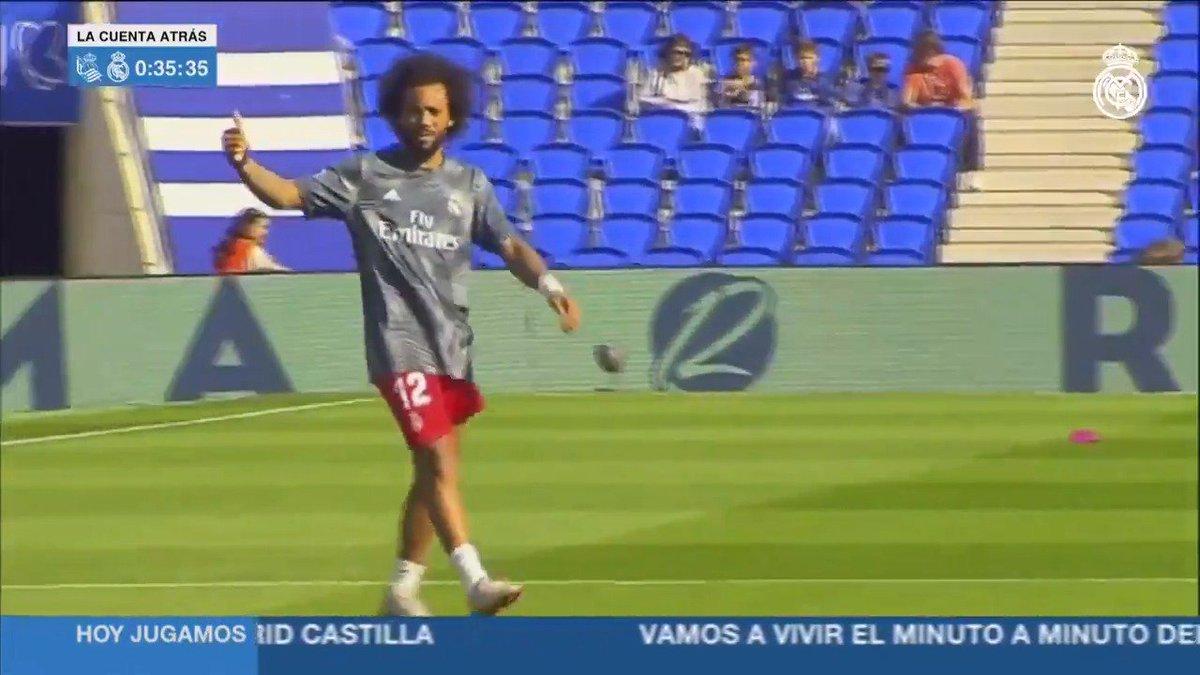 Real Madrid C.F. 🇬🇧🇺🇸's photo on Anoeta