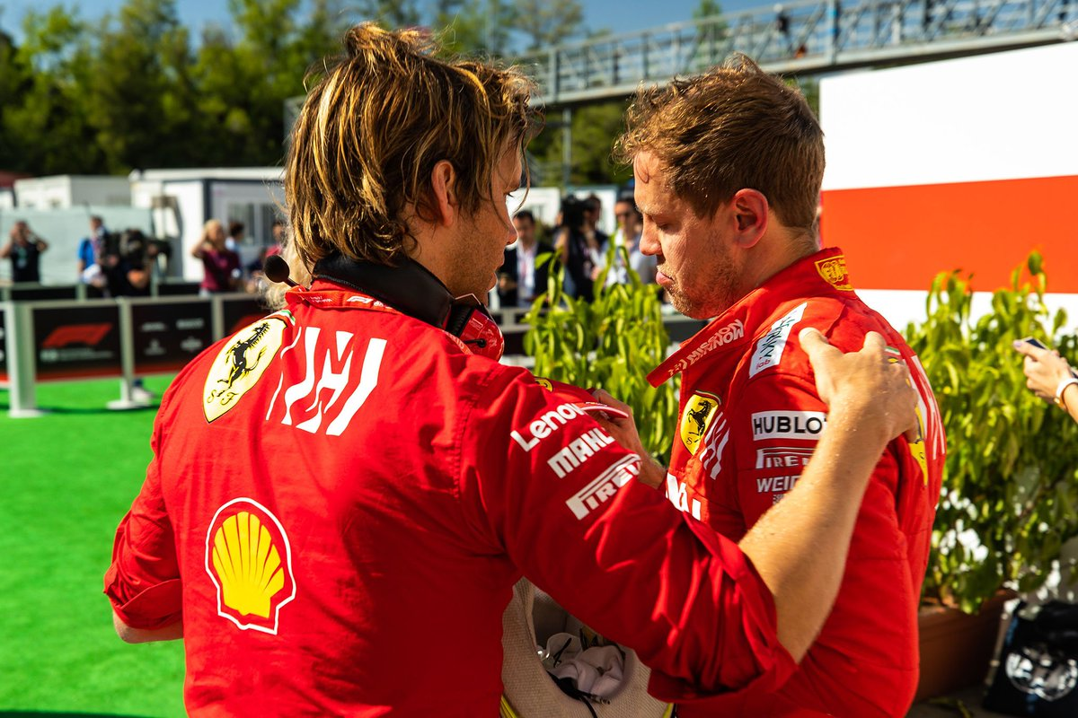 Sebastian Vettel #5's photo on #Seb5