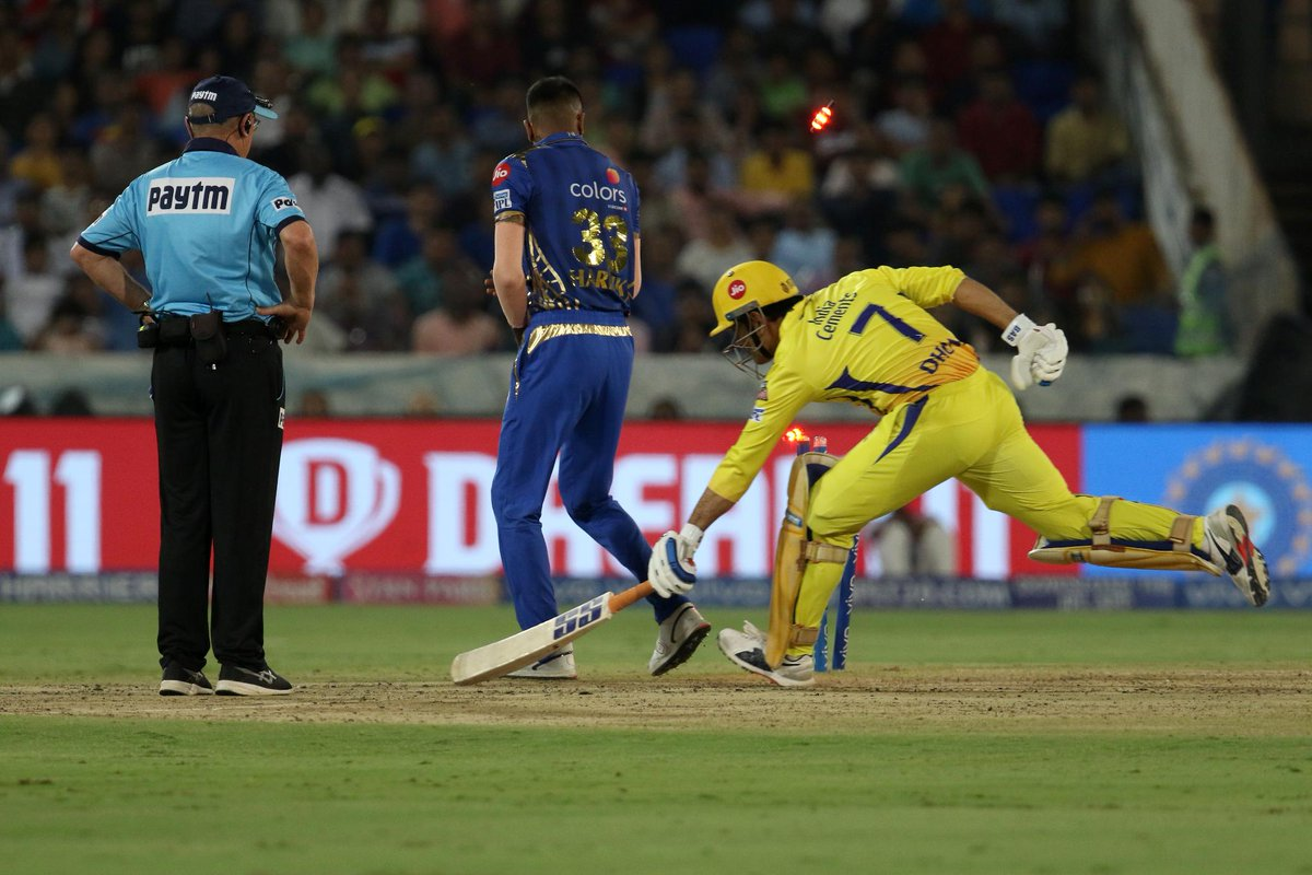 IPL 2019: Final, CSK vs MI - Twitter Reacts as Mumbai Indians Hold Nerves to Win their Fourth IPL title