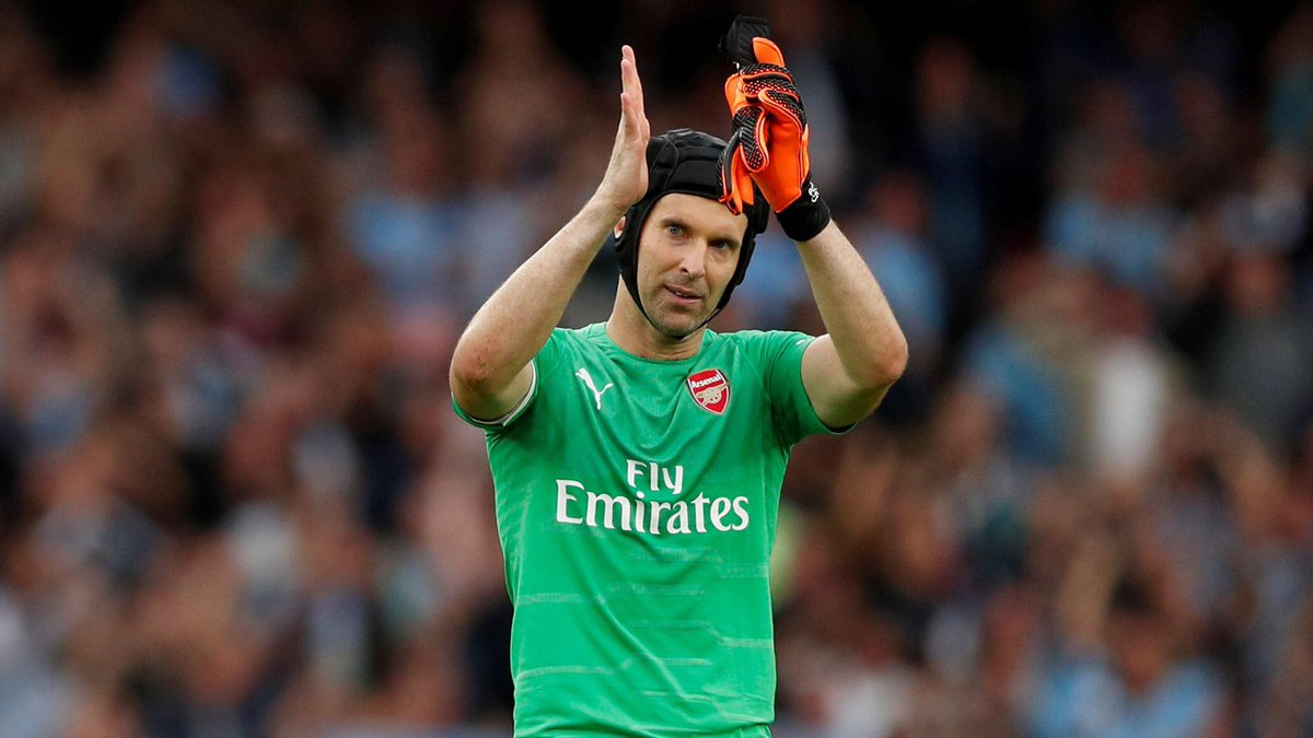 CECH BACK ON THE PITCH AGAIN