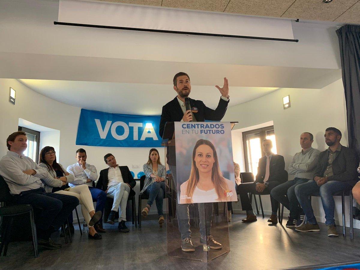 Foto cedida por PP Villarejo de Salvanés