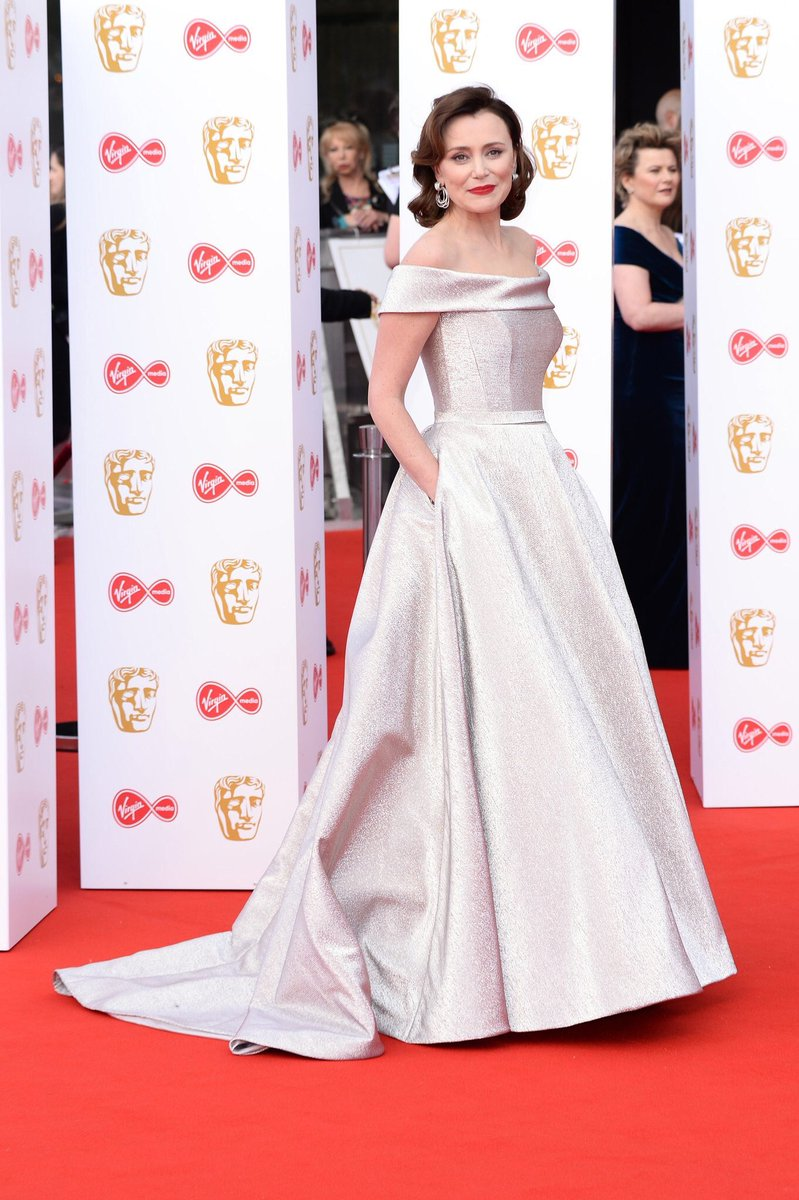 Keeley Hawes at the @BAFTA TV Awards! ✨