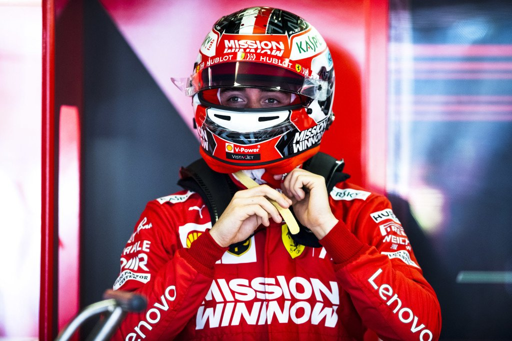 F1GrandPrix.it's photo on Leclerc