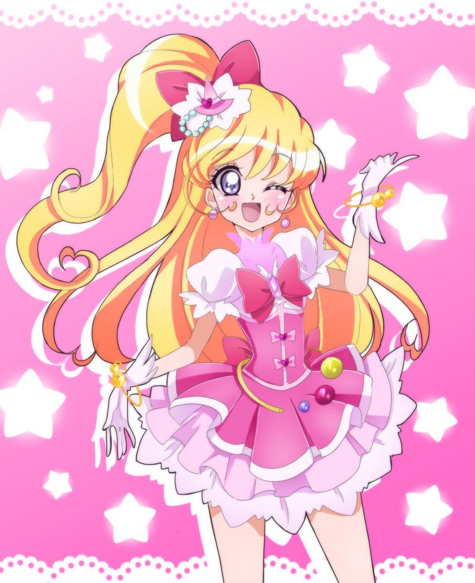 Cure Miracle #キュアミラクル #プリキュア