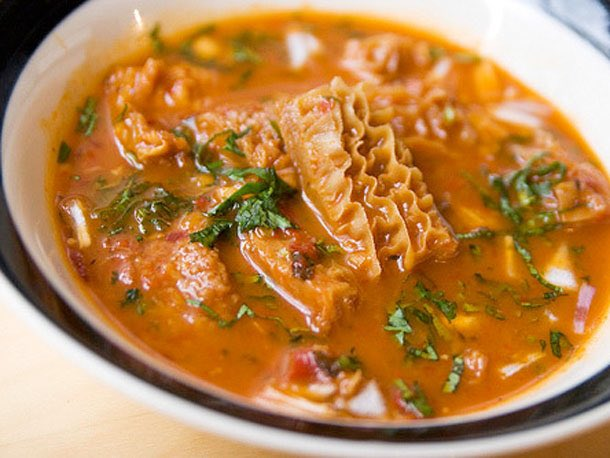 Like for Menudo RT for Pozole.