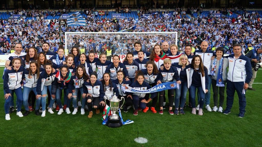 Real Sociedad Fútbol's photo on Anoeta