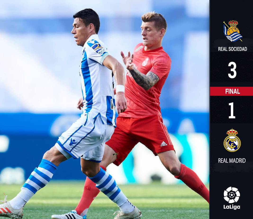 Televisa Deportes's photo on Real Sociedad