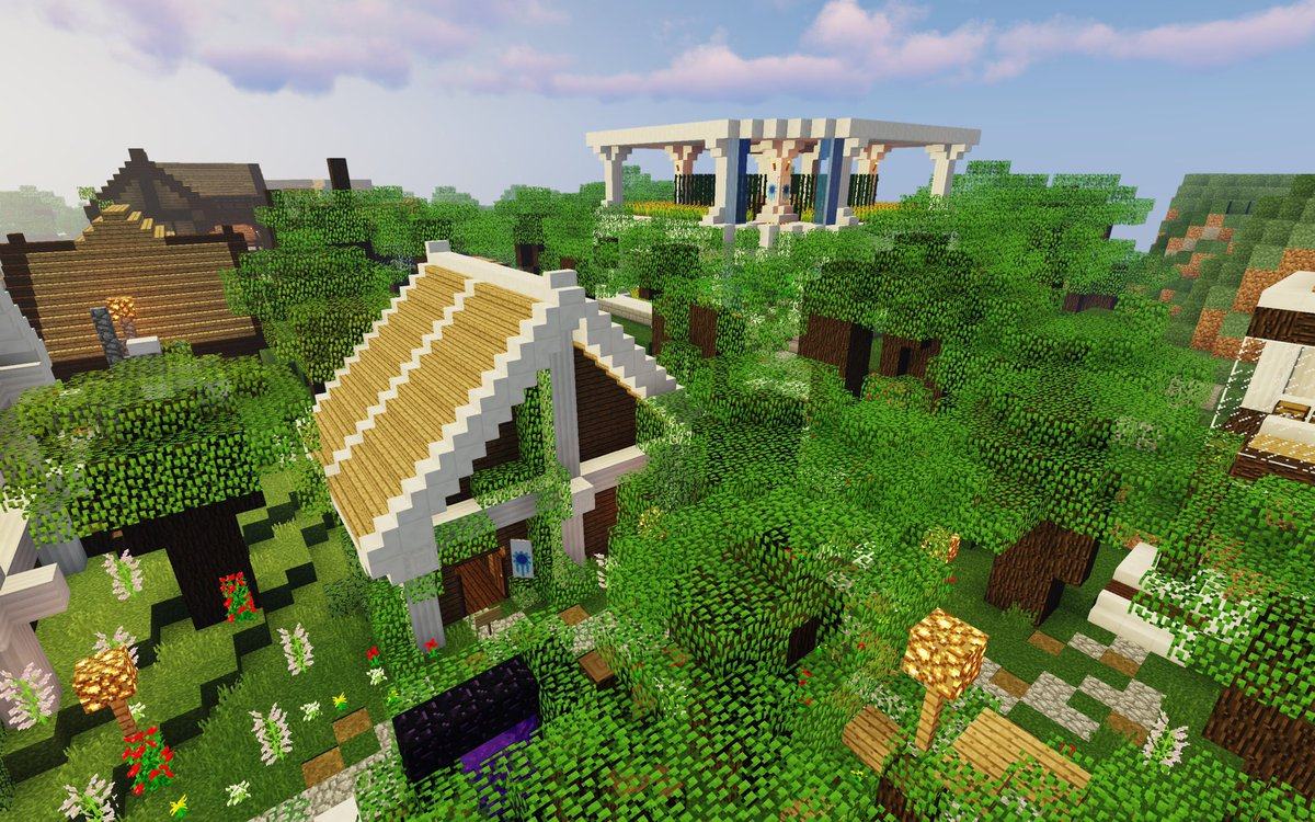 minecraft town roleplay server