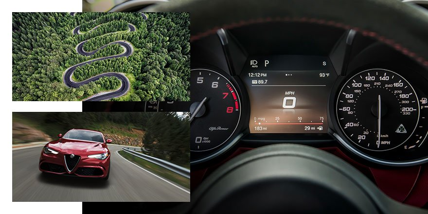 Don't just rack up miles – rack up memories. Where will you go in your new Alfa Romeo? #NationalOdometerDay