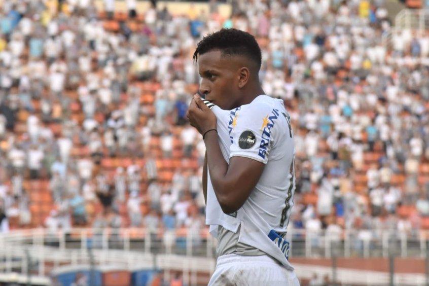 Santos - LANCE!'s photo on O Vasco
