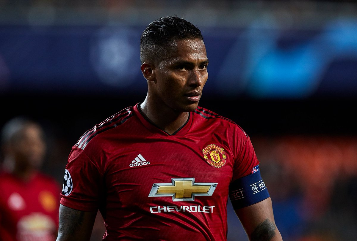 - 339 appearances - Premier League x2 🏆 - Europa League Winner - FA Cup winner - Carabao Cup Winner  All the best @anto_v25. Good servant to Manchester United.