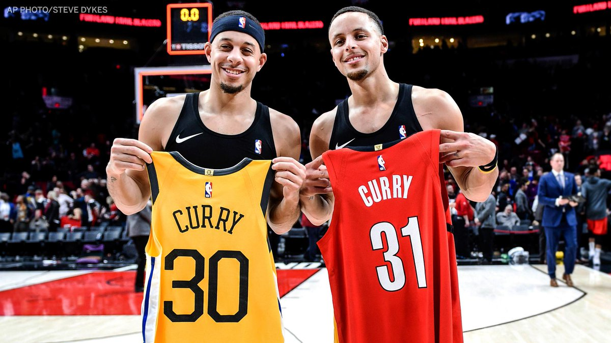 Image result for Steph and Seth Curry's Parents Have to Pick Who to Root for in Western Conference Finals