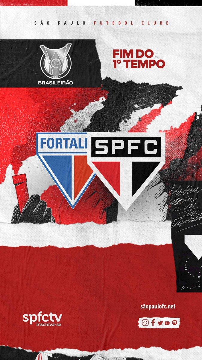 Sao Paulo Fc V Twitter Bola Rolando Para A Segunda Etapa De Fortaleza 0 X 0 Sao Paulo Forxspfc Brasileirao2019 Vamossaopaulo