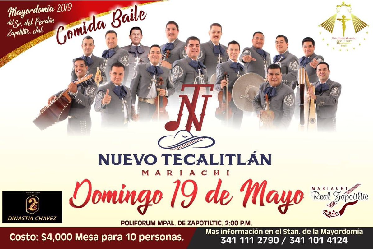 Mariachi Nuevo Tecalitlan Nuevotecalitlan Twitter