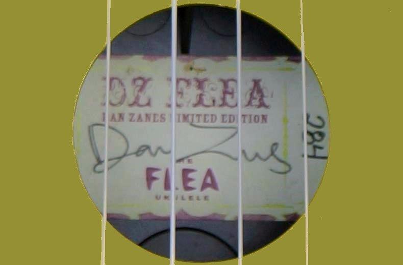 Magic fluke company Flea Ukulele
