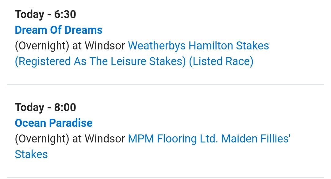 Just the 2 rides for Ryan this evening at @WindsorRaces #ryanmoore <br>http://pic.twitter.com/eMvwg2Doxx
