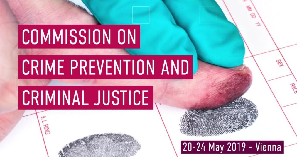 The Commission on Crime Prevention and Criminal Justice begins today! Wishing all countries, organisations and partners successful events and deliberations on how to #EndWildlifeCrime – our @UNODC team will be on hand to guide and support #CCPCJ28<br>http://pic.twitter.com/U9TDSjfXFP