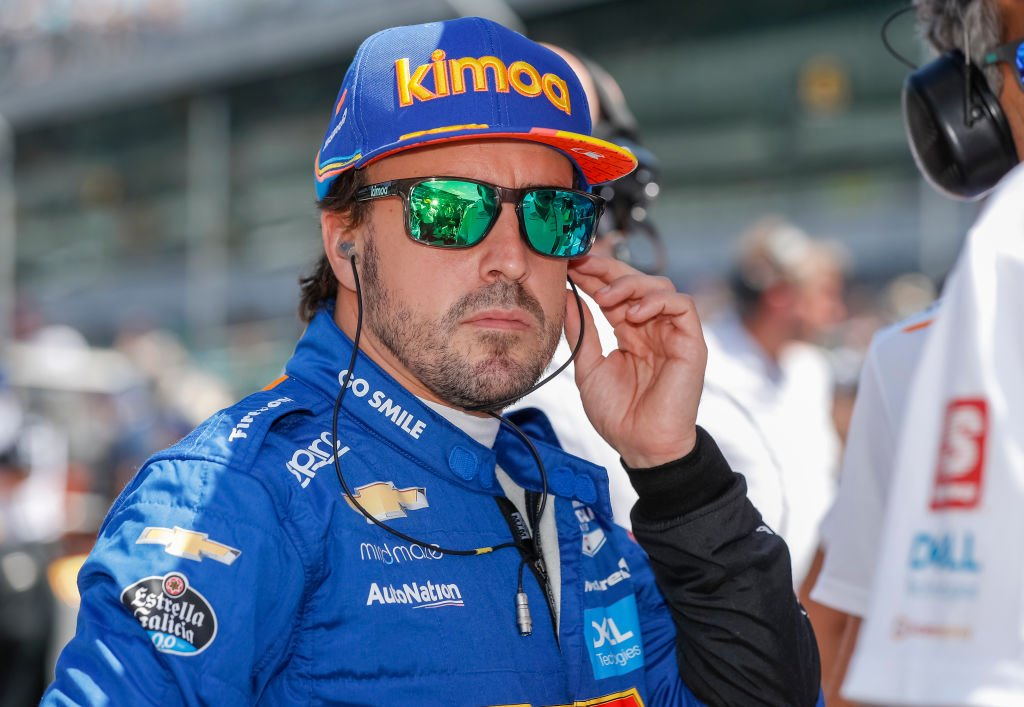 Tough to take for Fernando Alonso... It was a humiliating return to the Indy 500 for McLaren. 👉 bbc.in/2Wbhq1Y
