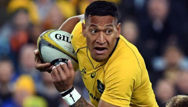 Israel Folau will not appeal against his sacking by Rugby Australia.More here: https://bbc.in/2X0JcLP