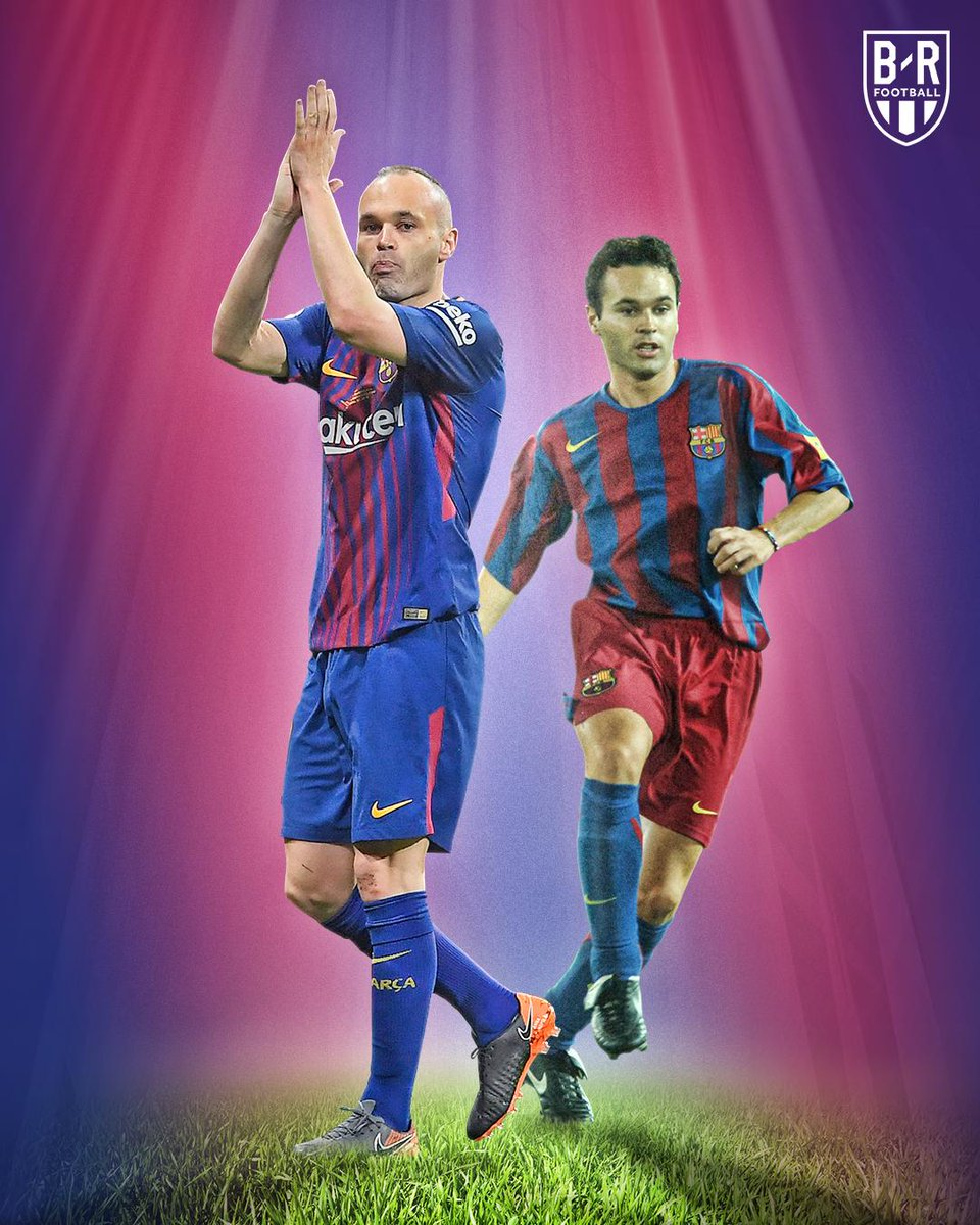One year ago today, Iniesta and Torres played their final domestic games in Spain 👏