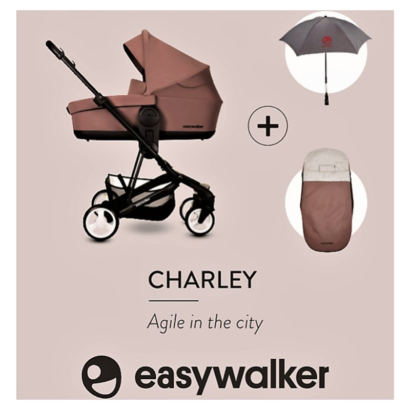 Easywalker Mini vintage Parasol