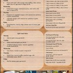Image for the Tweet beginning: The café menu 20-24th May