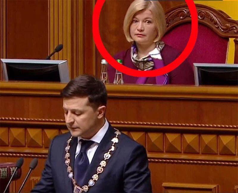 Геращенко назвала роспуск парламента неконституционным - Цензор.НЕТ 1434
