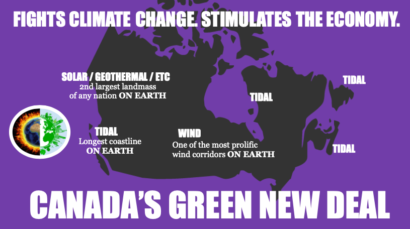 What's in it for Canada? Oh, you know, nothing much... /22