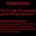 Image for the Tweet beginning: #BeACardinal #PutAMissionIntoMotion #Persevere