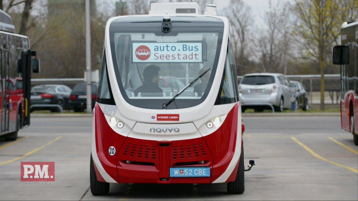 test Twitter Media - Spannend: Ab Sommer sollen in der Wiener Seestadt autonome Busse im Regelbetrieb fahren. So lernen Bus und Mensch. Aus eigener Erfahrung: Automatisiertes Fahren entspannt, entgegen der Erwartung des Busfahrers. Ungewohnt ist es sicher.  #autonomesfahren https://t.co/WHc772aRt9 https://t.co/LO7AOXGjpY