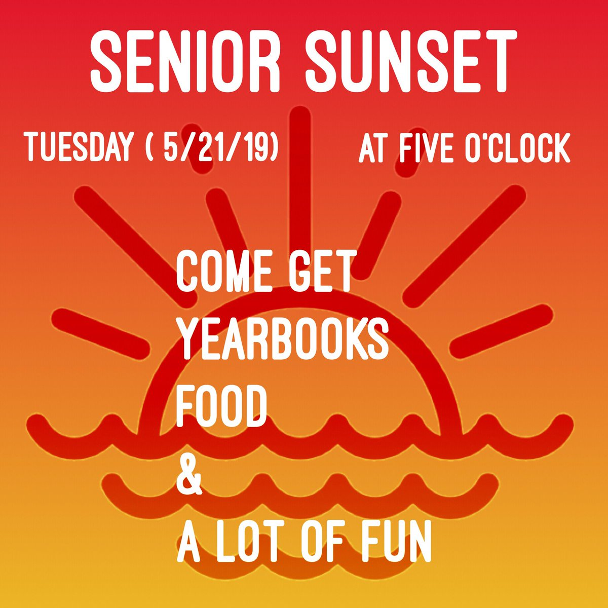 """Amf Bz lincoln high school on twitter: """"seniors !! the year is"""
