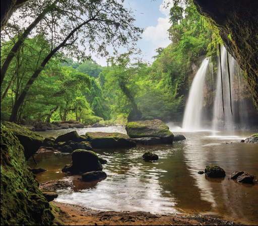 Thailand's second largest national park, Khao Yai is one of the most visited national parks of the country. It is a UNESCO World Heritage Site spread across four provinces, with each part giving you a different experience altogether. Have you added Khao Yai to your checklist?