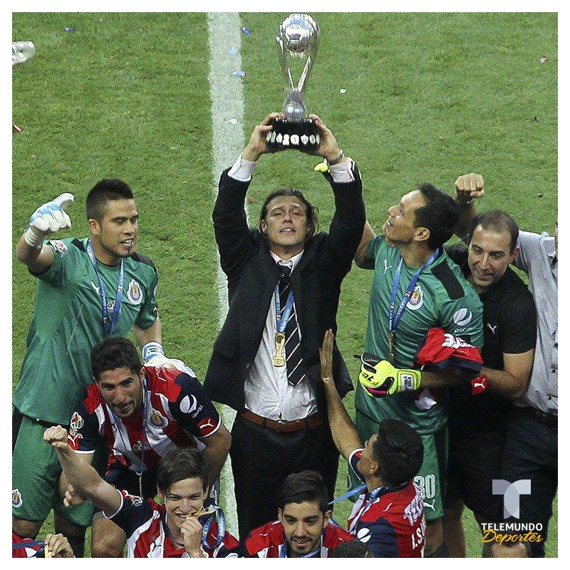 Telemundo Deportes's photo on #CopaMX