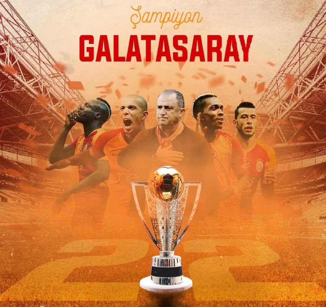RT @uASeyrantepe: MUTLULUKTAN UÇALIM BİZ!  #ŞampiyonGalatasaray #KupaBeyiGalatasaray https://t.co/shLNopV3jm