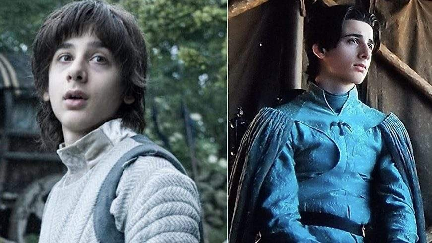 "Robin Arryn got that ""my crazy ass mama died and I could finally get vaccinated"" glow up #GameofThrones #DemThrones <br>http://pic.twitter.com/j4O9KbJqxR"