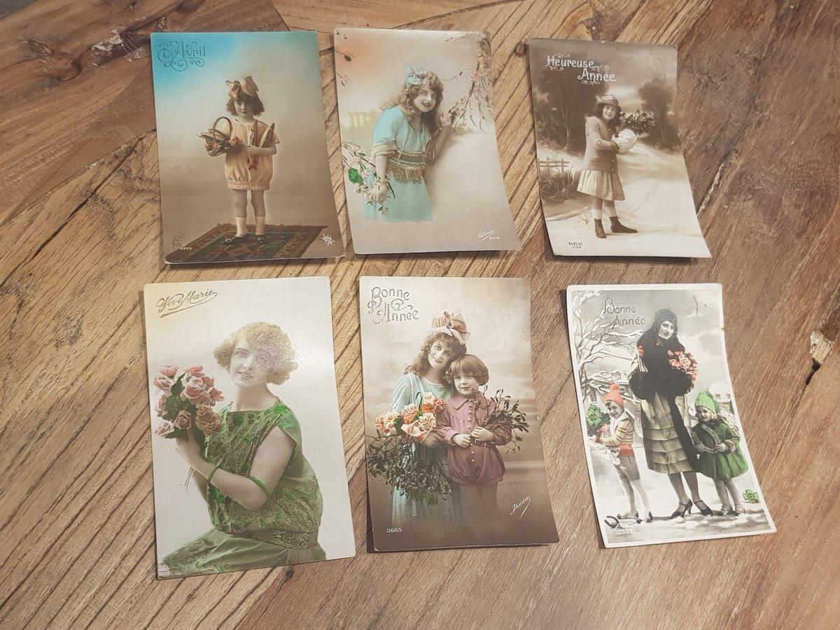 antiquepostcard hashtag on Twitter