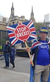 Special #SODEM #StopBrexit event on Weds 22 May Make it clear your vote in the #EUelections2019 is #VoteRemain to #StopBrexit. Join Steve & the team for what could just be Theresa May's last ever #PMQs & make it clear that we want to Stop Brexit full stop. @RemainingKind