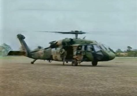 Today we stop and mourn the 18 Australians – 15 SASR soldiers and three crew – who died in the midair collision of two 5th Aviation Regiment Black Hawk helicopters while on exercise on 12/6/96. May you all rest in peace. Thank you for your service. #LestWeForget <br>http://pic.twitter.com/oZsZ4yCVGI