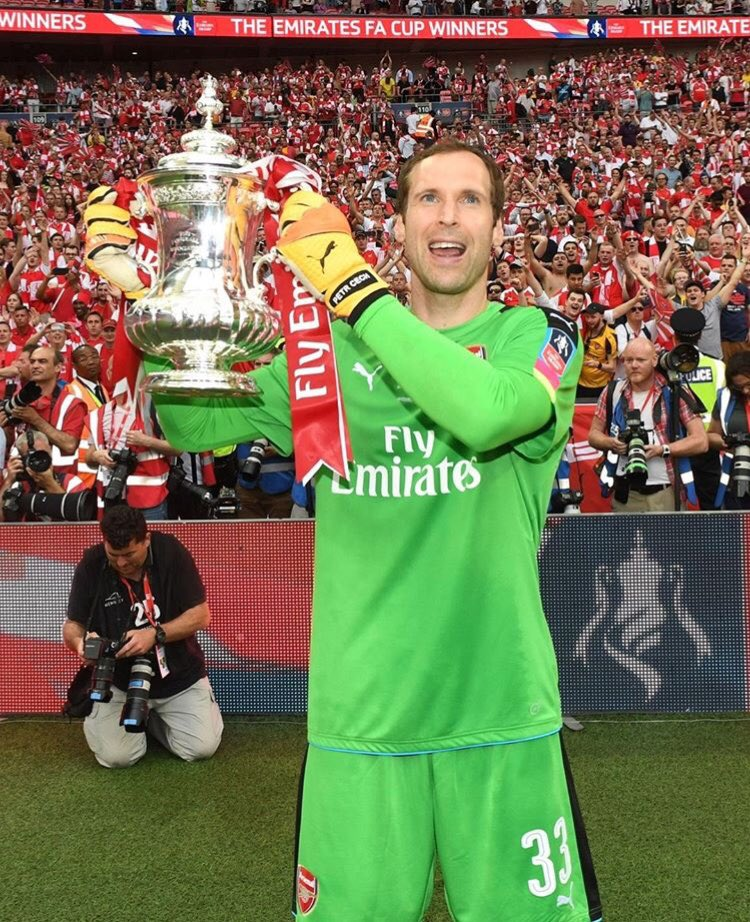 Happy Birthday @PetrCech One More Game!!! #COYG  <br>http://pic.twitter.com/15Qe1VY51a