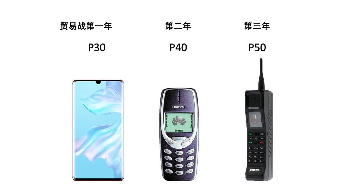 华为发布最新P系列旗舰机概念图