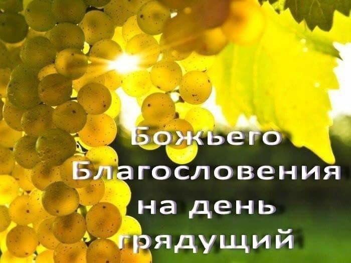 Доброе, благословенного дня православные гифы