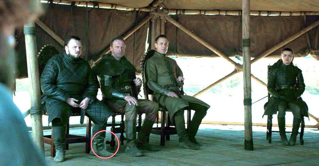The #GameofThrones finale featured a water bottle blunder, even after Starbucks-gate bit.ly/2HtHtcx